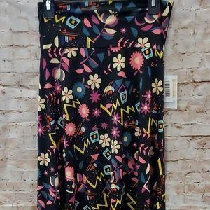 2/$25 Small Lularoe Azure skirt NWT